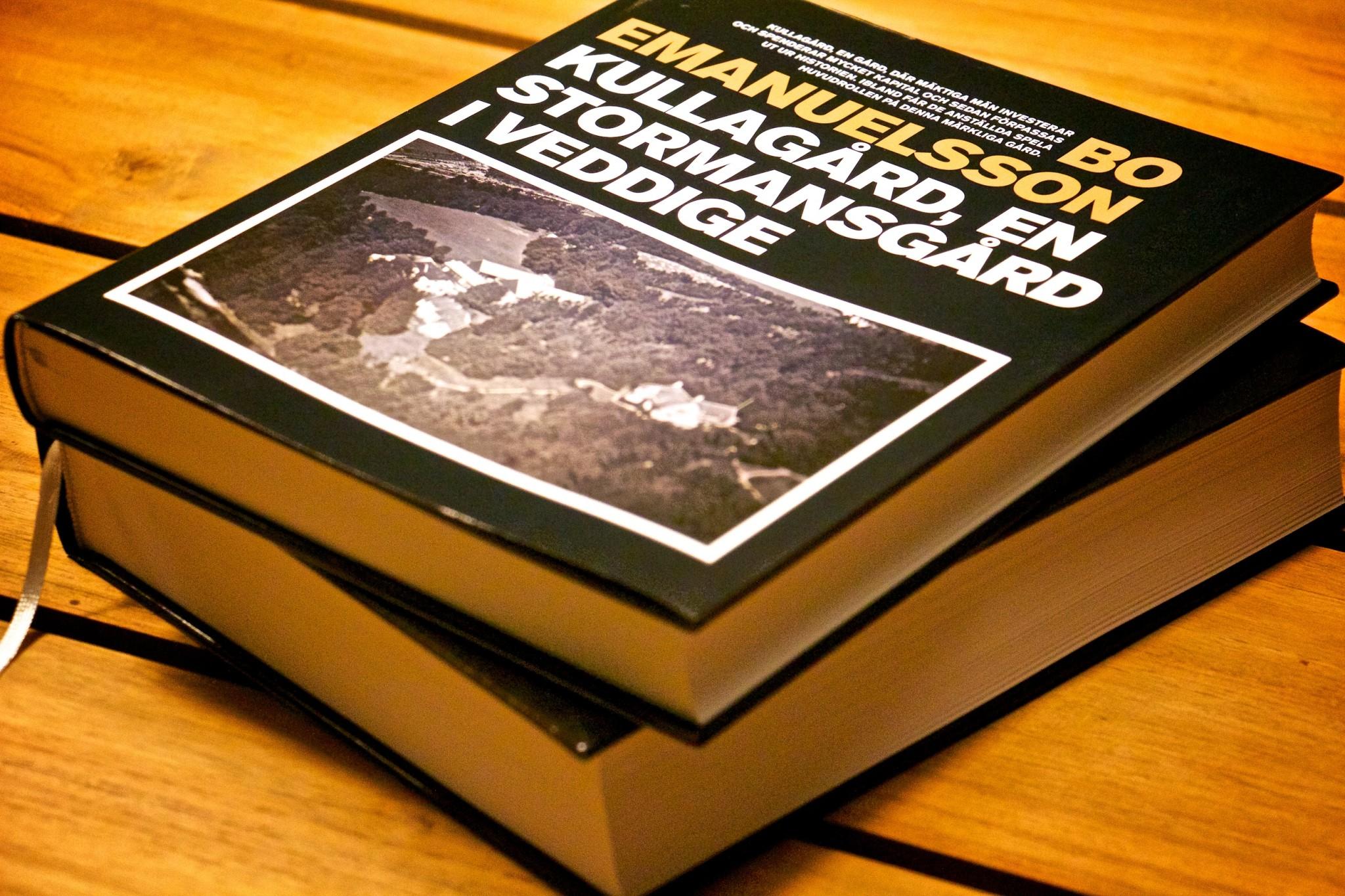 En bok om Kullagård