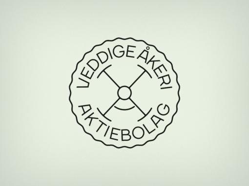 Veddige Åkeri logo